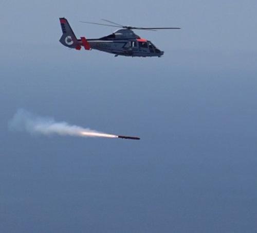 MBDA's Sea Venom/ANL Anti-Ship Missile Completes First Firing