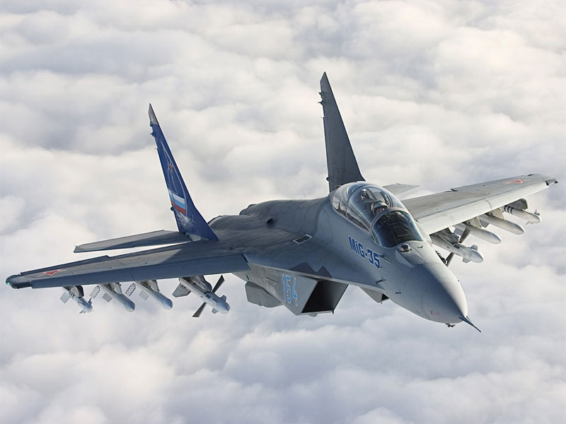 MiG-35 Fighter Jets to be Equipped with New Navigation System