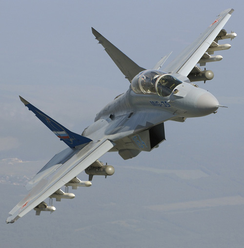 MiG-35 to Fire Laser Weapon at Enemy Optics