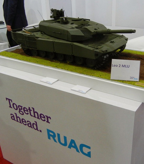 New CEO to be Named for RUAG Defence