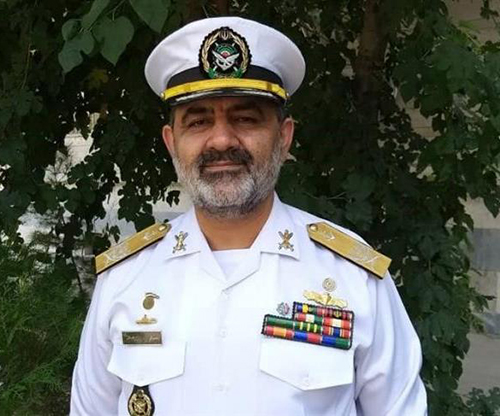 New Commander Appointed for Iranian Army's Navy