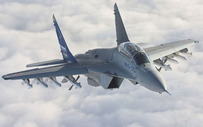 New MiG-35 Fighter Jet Ready for Test Flights