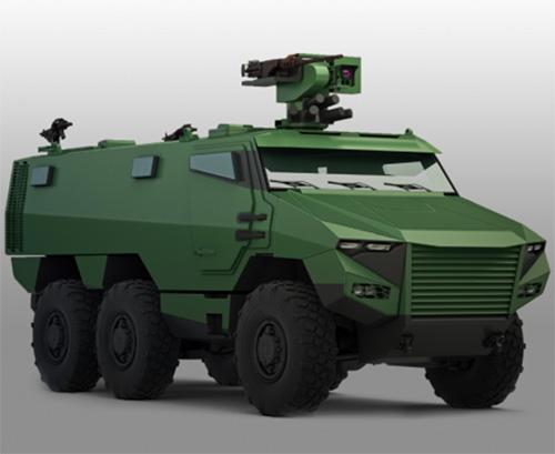 Nexter, CMI Defence to Cooperate on Belgian CaMo Fleet