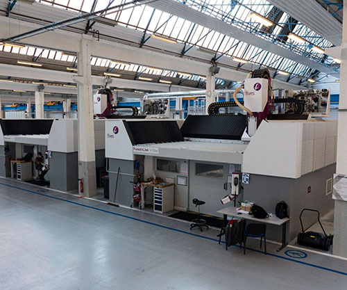 Nexter Inaugurates High-Speed Machining Area to Increase its Production