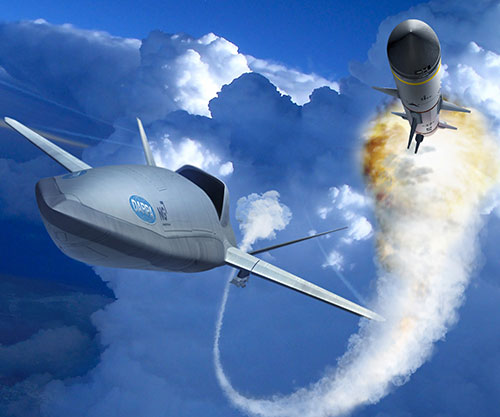 Northrop Grumman to Develop Advanced Air-to-Air Missile Engagement Concept