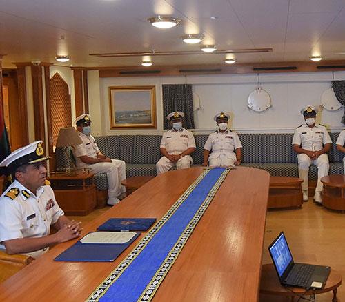 Oman's Defense Ministry Renews Sultan Qaboos Sailing Award Agreement