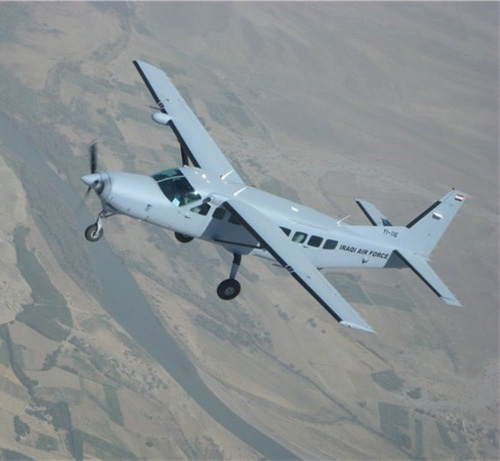 Orbital ATK to Repair Trainer Aircraft for Iraqi Air Force
