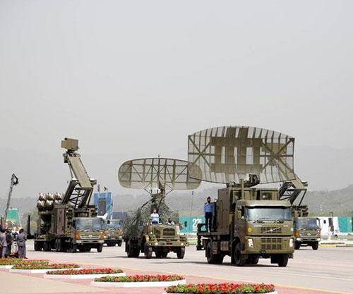 Pakistan Displays Military Might at National Day Parade