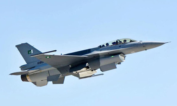 Pakistan Requests F-16 Block 52 Aircraft