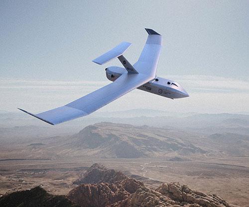 Paramount Group Launches Long Range Swarming UAV System