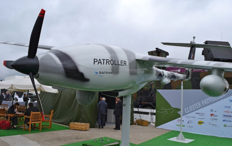 Patroller: The French Army's New Tactical Drone