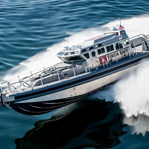 Tunisian Navy Rescues 126 African Migrants