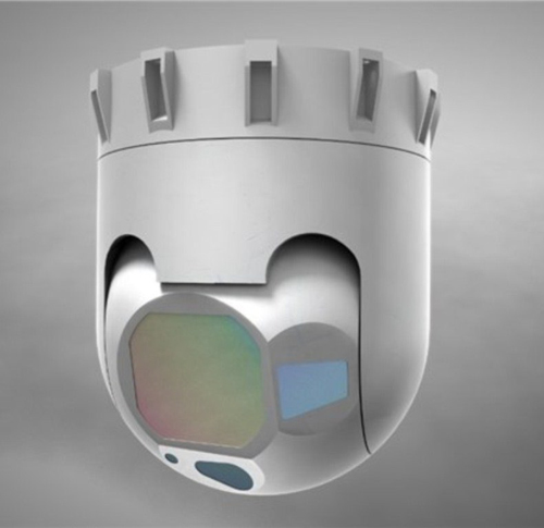 Raytheon Unveils Compact Multi-Spectral Targeting System