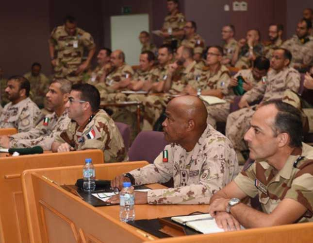 UAE, French Troops Start Joint Military Drills
