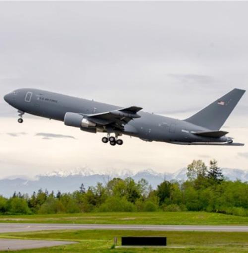 Boeing's KC-46A Tanker Joins Flight Test Program