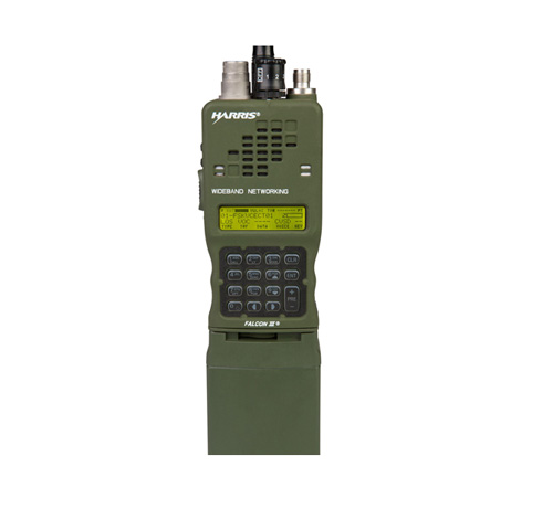 Harris Wins Tactical Radio Contracts from European Nation