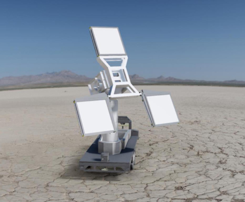 BAE Systems Unveils Multiple-Object Tracking Radar