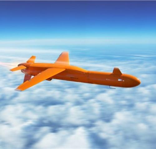 Leonardo Unveils New M-40 Target Drone at Paris Air Show