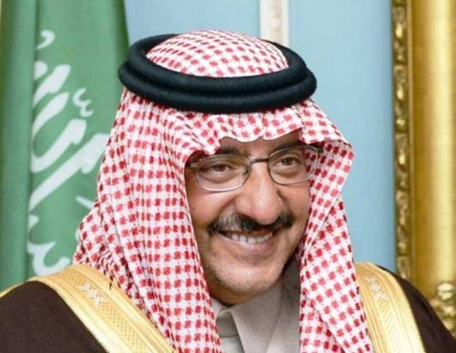Saudi Crown Prince Receives US Secretary of the Navy