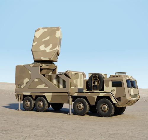 Thales Unveils Multifunction Ground Radar