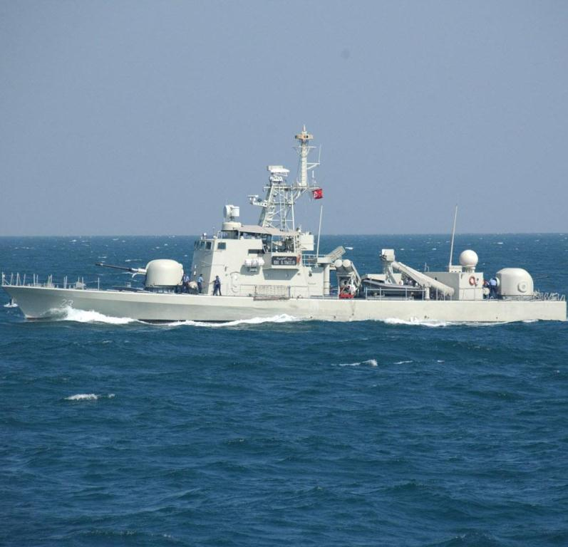 Bahrain Navy Conducts Live Ammunition Firing Exercise