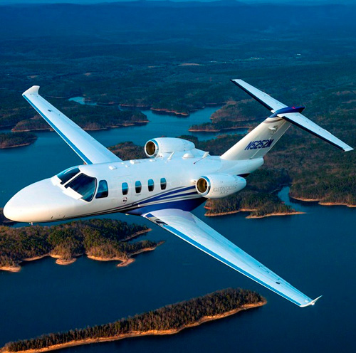 Textron Aviation Completes Assembly of Citation Mustang