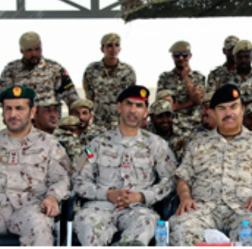 Bahrain-UAE Conclude Joint Mobilization Drill