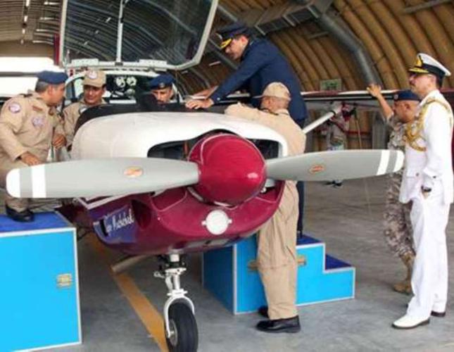 Qatar Receives First Batch of Super Mushshak Trainer Aircraft