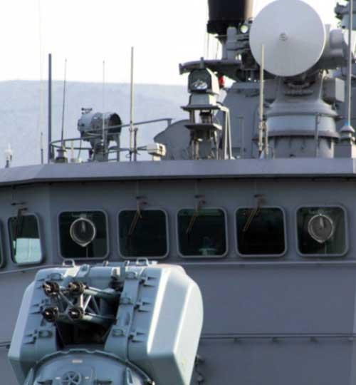 Russian Admiral Grigorovich RFS-494 Frigate Heads to Syria