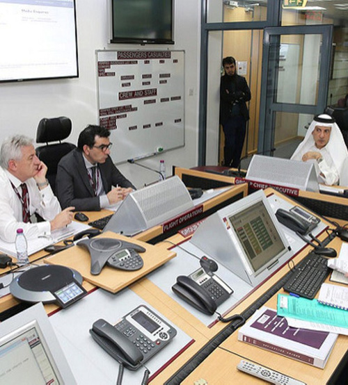 Qatar Airways Completes Annual Emergency Exercise
