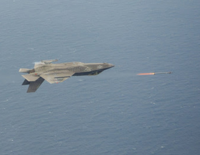 Lockheed Martin's F-35s Surpass 100,000 Flight Hours