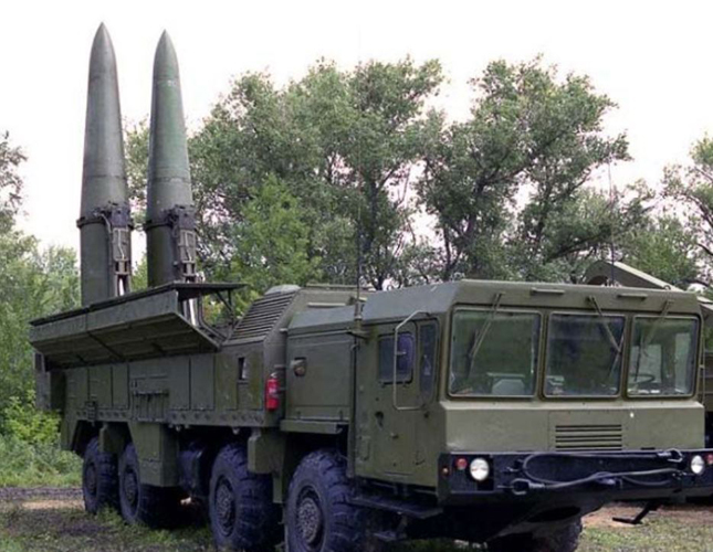 Russian Army Receives Iskander-M, Kalibr Cruise Missiles