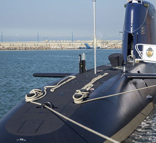 Germany Approves Deal to Sell 3 Submarines to Israel