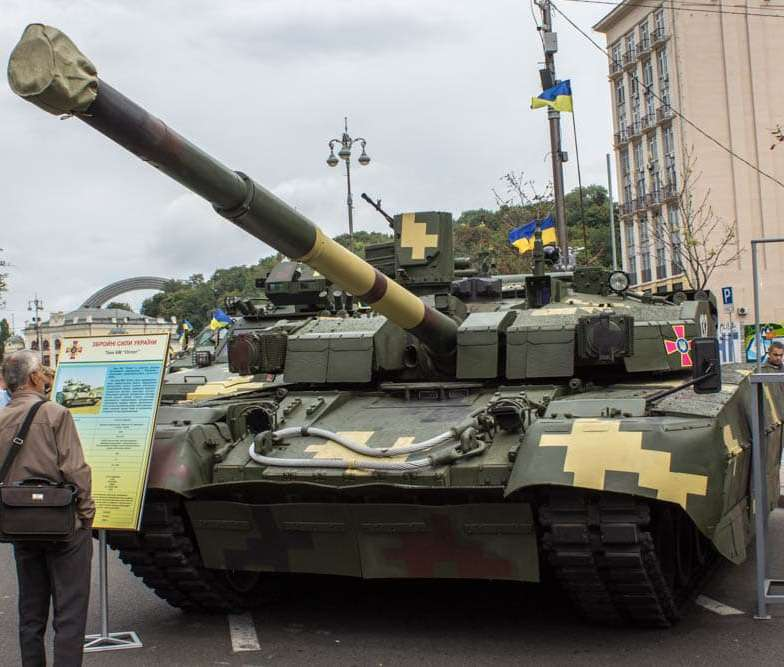 Ukraine to Develop Next-Generation Main Battle Tank