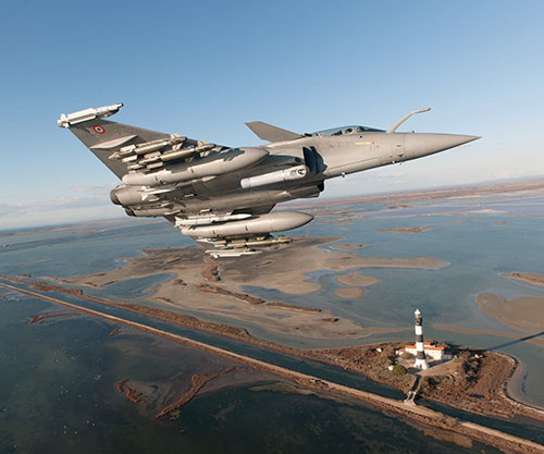 Rafale F3-R Receives Approval for Use in Operational Service