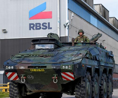 Rheinmetall, BAE Systems Launch Military Vehicle Joint Venture