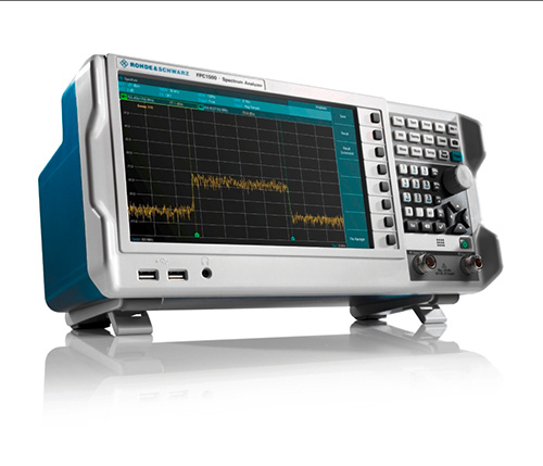 Rohde & Schwarz Extends R&S FPC Spectrum Analyzer Family