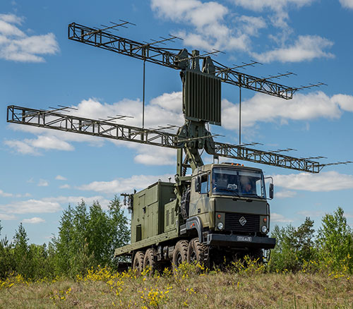 Rosoboronexport Offers Mobile Radar to Detect Stealth Aircraft