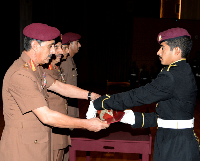 Royal Guard of Oman (RGO) Celebrates Annual Day