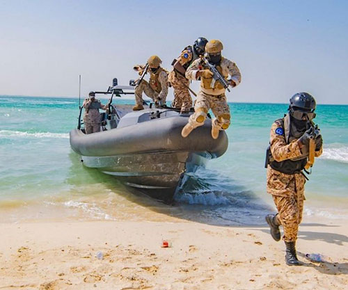 Royal Saudi, Sudanese Naval Forces Continue 'Al-Fulk4' Exercise