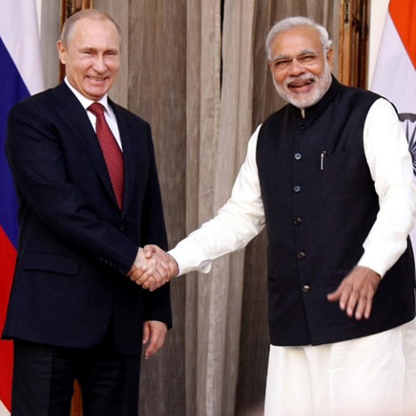 Russia, India Expand Military Cooperation