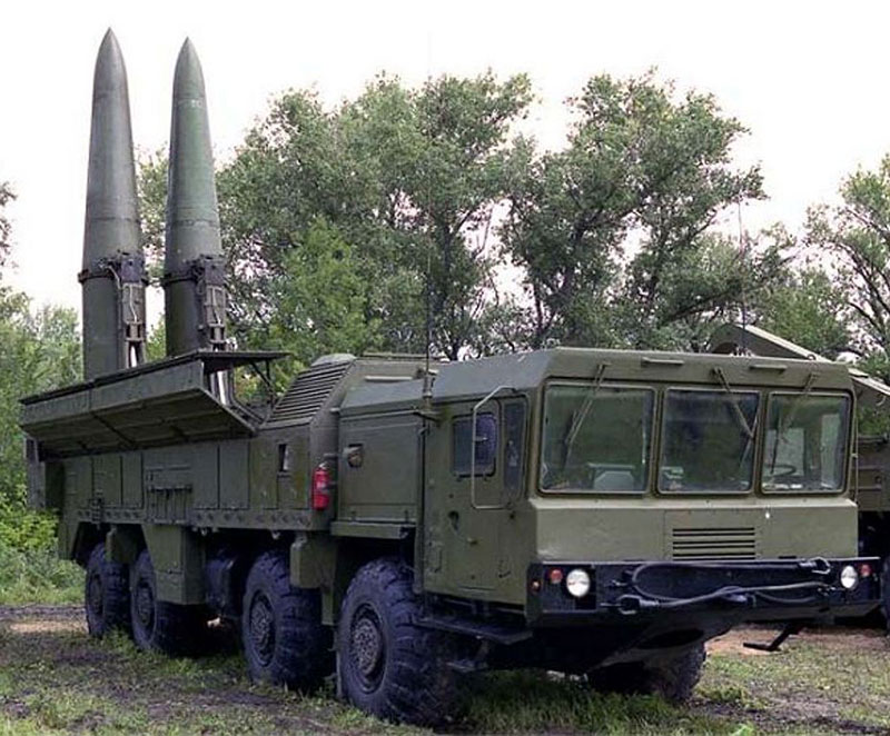 Russia Conducts First Nighttime Launch of Iskander Ballistic Missile