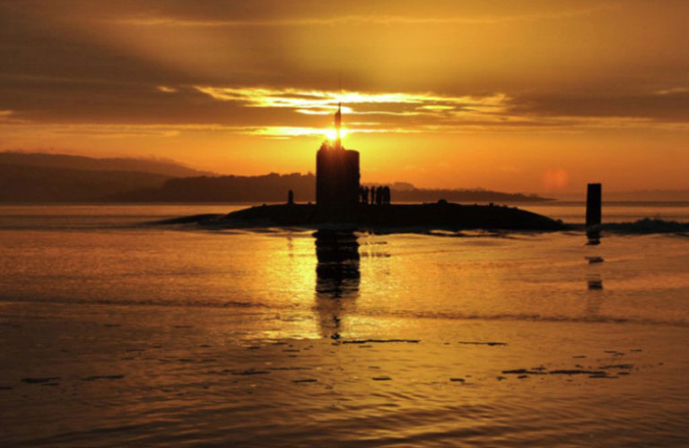 Russia Developing New Naval Sonar Network