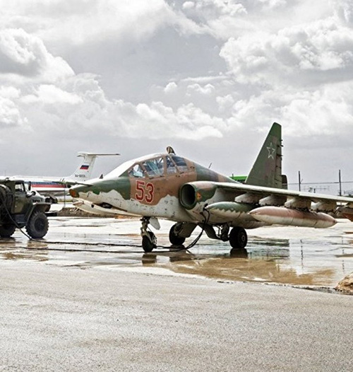 Russia Forming Permanent Groups in Two Syrian Bases