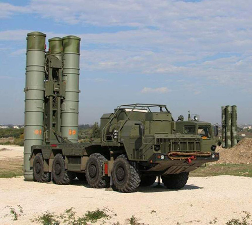 Russia to Expedite Delivery of S-400 Systems to Turkey