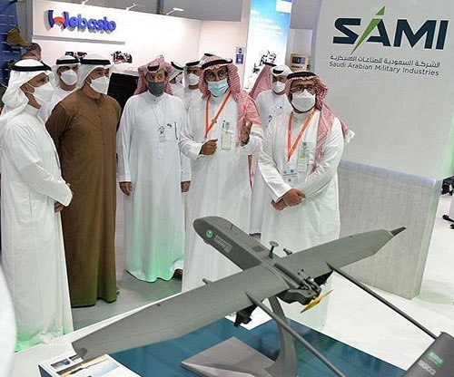 SAMI Concludes its Participation in IDEX with Key Strategic Partnerships