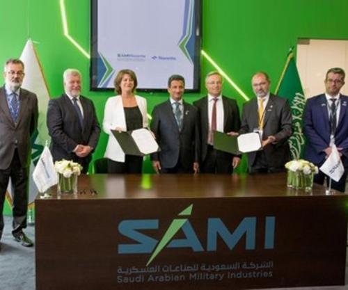 SAMI-Navantia Signs Contract With Navantia to Localize 60% of Naval Industries