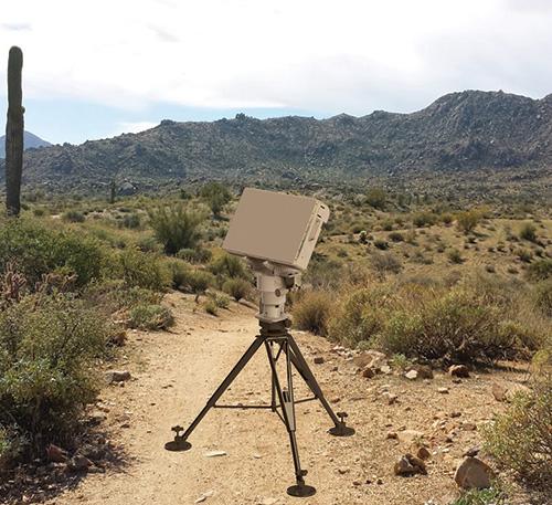 SRC Showcases Radar, Counter-Drone Systems at SOFEX