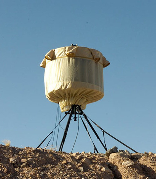 SRC Supplies Light Counterfire Radars to MENA Forces