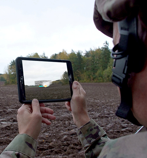 Saab Launches New Tool for Military Training